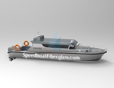 Guard Boat Fiberglass 5