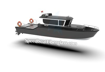 Speed Boat Pilot Boat 1