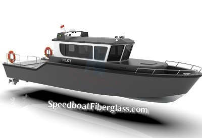 Speed Boat Pilot Boat 2