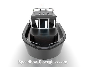 Speed Boat Pilot Boat 4