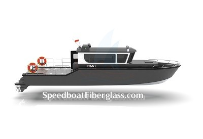 Speed Boat Pilot Boat 5
