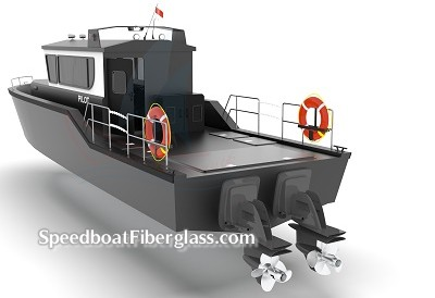 Speed Boat Pilot Boat 6