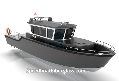 Speed Boat Pilot Boat 7