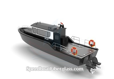 Speed Boat Pilot Boat 8